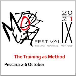 Training as Method